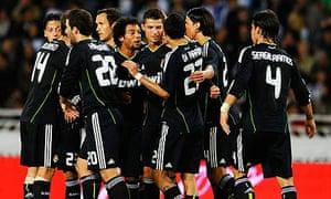 Cristiano Ronaldo celebrates