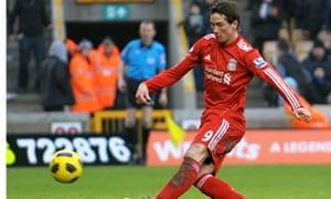 Fernando Torres. Liverpool. Wolves