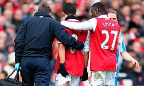 Sami Nasri Arsenal