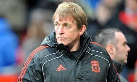 Kenny Dalglish Liverpool Manchester United