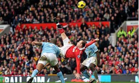 Wayne Rooney Manchester United City Fifa