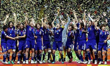 japan women's football team