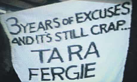 Ta-Ra Fergie banner