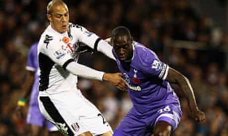 Fulham v Tottenham Hotspur - Premier League