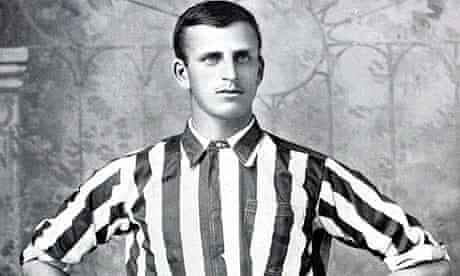 William Foulke, pictured here circa 1896