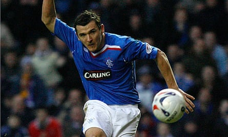 Lee McCulloch Rangers