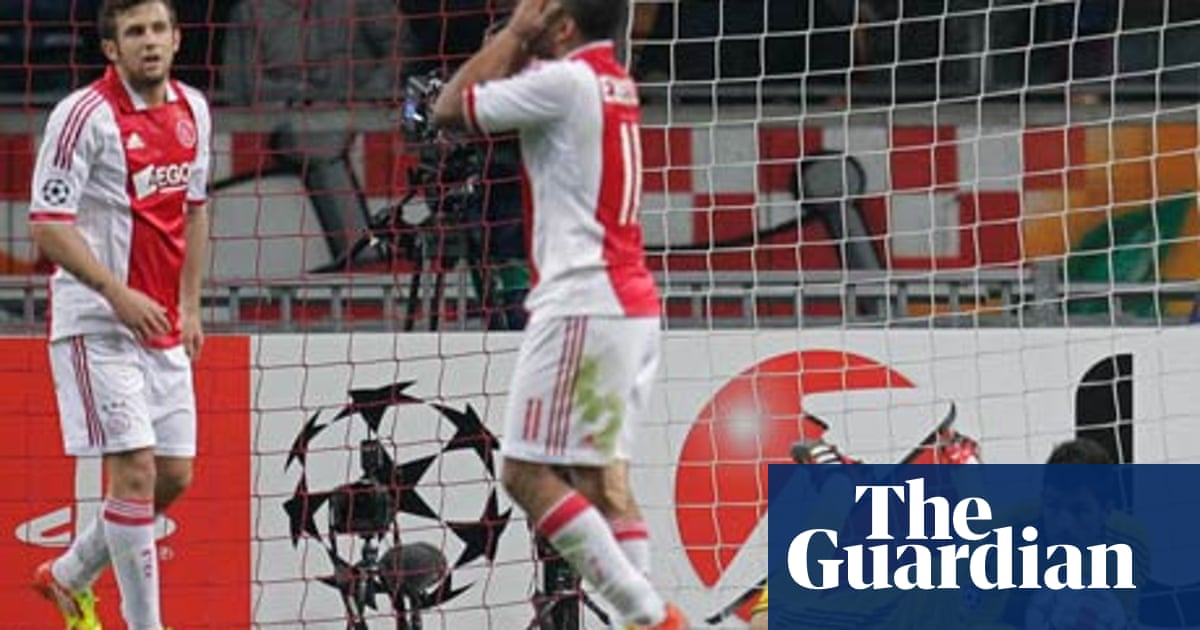 Real Madrid Thump Ajax To Reach Knockout Stage With Perfect Record Champions League 2011 12 The Guardian