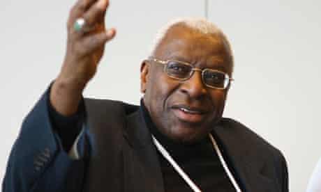 IAAF president Lamine Diack warned by IOC