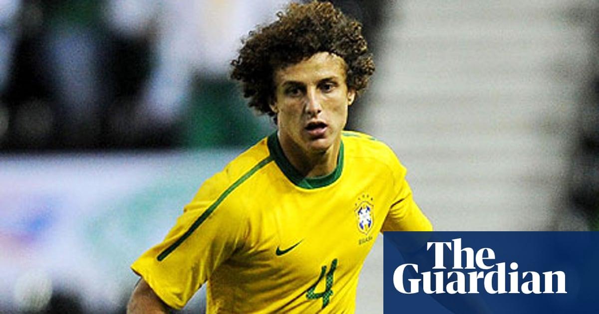 David Luiz Embraces Chelsea But Will Never Abandon Brazil