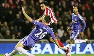 Kieran Richardson Sunderland Chelsea