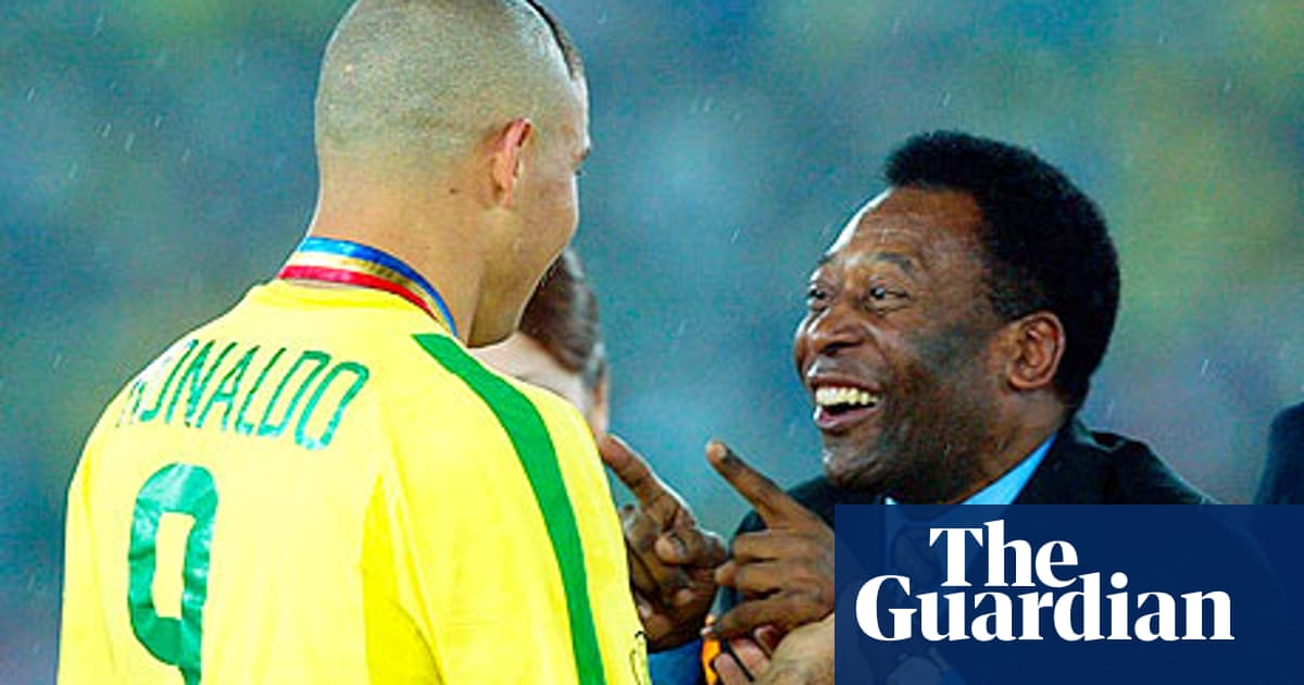 Ronaldo In His Pomp He Was A Footballing Force Close To Unstoppable Paul Wilson Football The Guardian