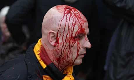 Wolves West Brom Crowd Violence