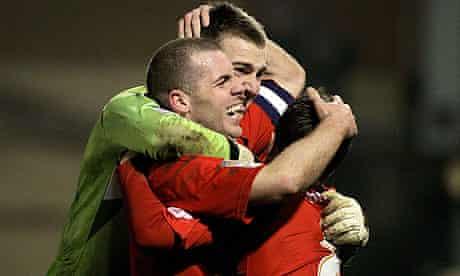Leyton Orient vs Arsenal