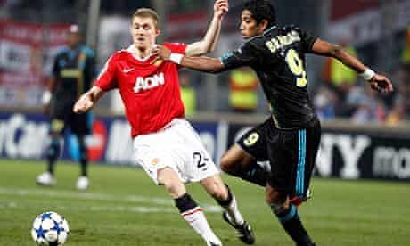 Marseille v Manchester United