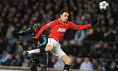 Dimitar Berbatov Manchester United Marseille