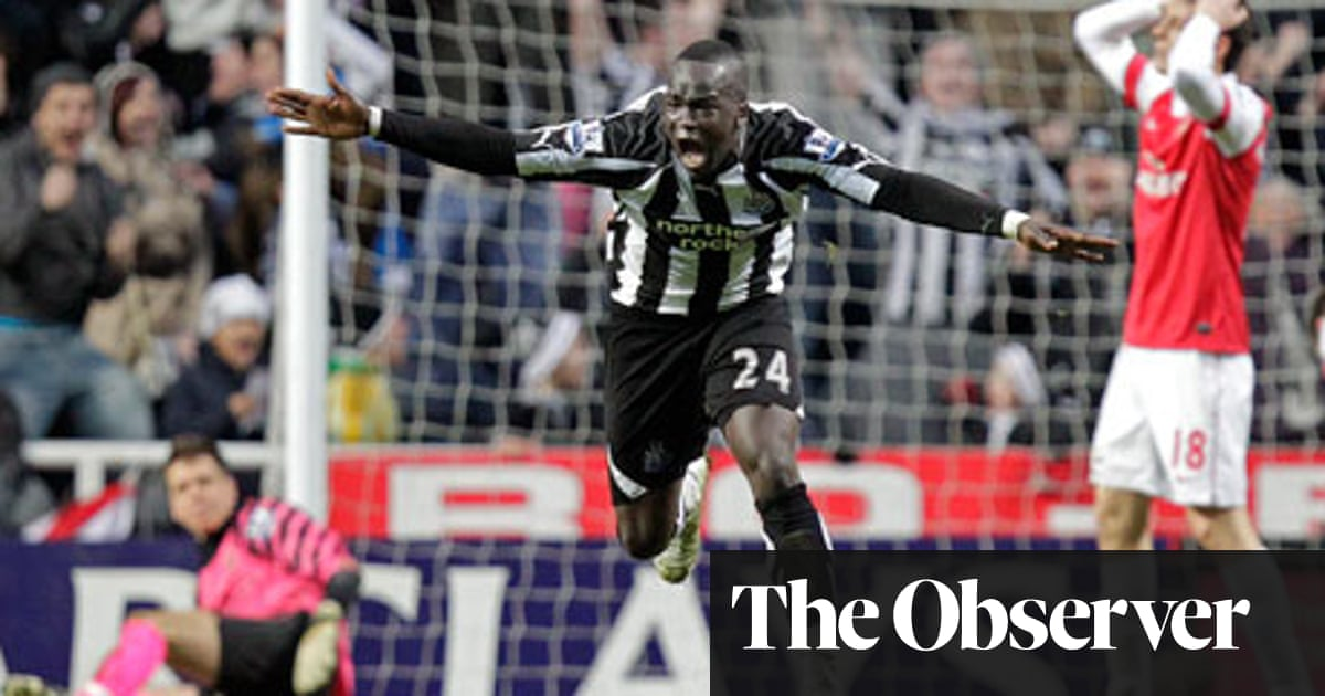 Cheik Tiote Completes Remarkable Newcastle Comeback Against Arsenal Premier League The Guardian