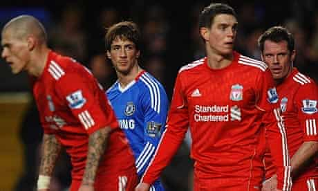 liverpool's three-man defence