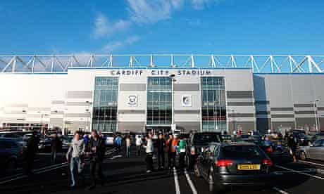 Cardiff City Stadium, home of the club since 2009