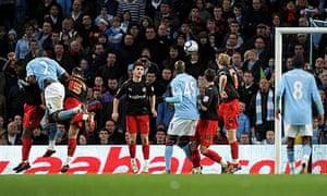 Micah Richards Manchester City Reading