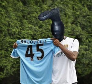 The Gallery: Balotelli: The Gallery: Mario Balotelli