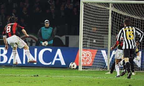 Gennaro Gattuso Milan Juventus