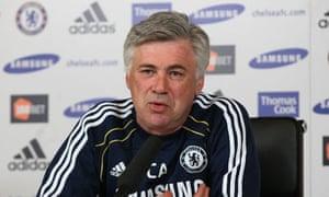 Carlo Ancelotti Chelsea