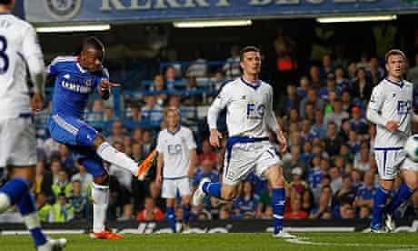 Salomon Kalou Chelsea Birmingham City