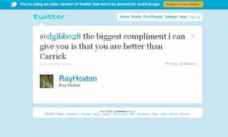 Darron Gibson Twitter