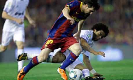 Lionel Messi, Marcelo