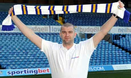 Dominic Matteo - don't lend him your Manchester United top