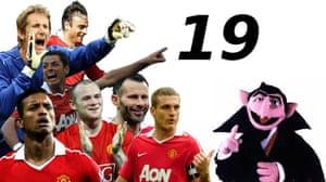 Man Utd's 19th title: The Gallery: Man Utd's 19th title