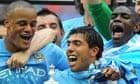 FA Cup final - Manchester City v Stoke City - Wembley Stadium, London - May 14, 2011
