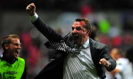 Brendan Rodgers, Swansea manager