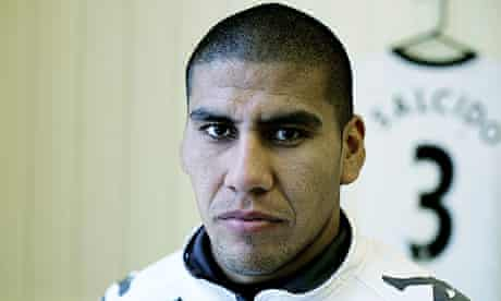 Carlos Salcido has impressed with Fulham