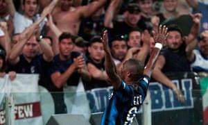 Samuel Eto'o Internazionale