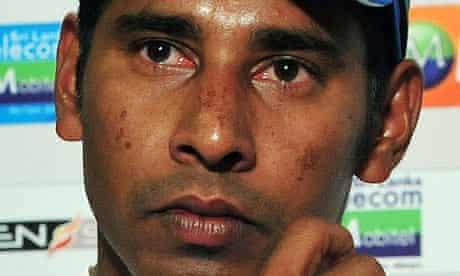 Sri Lanka cricketer Chaminda Vaas