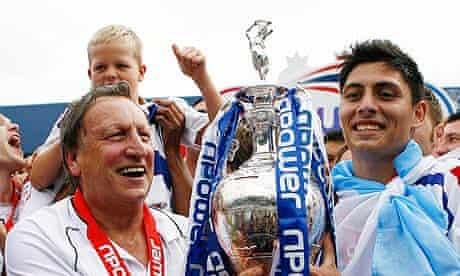 Neil Warnock Alejandro Faurlín QPR Leeds United