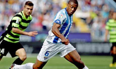 Malaga CF vs Hercules Alicante