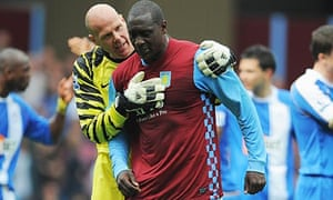 Aston Villa v Wigan Athletic - Premier League