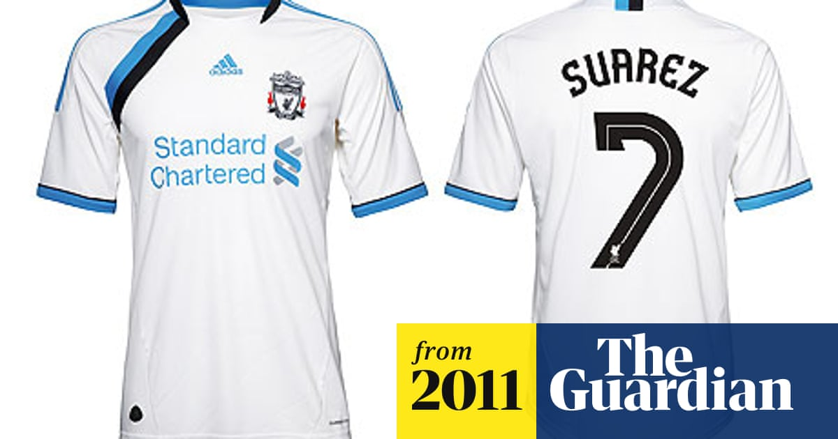 timeless design 4df4b f7168 Liverpool brave fan reaction with blue kit | Football | The ...