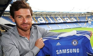 Andre Villas-Boas at Chelsea