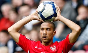 Gaël Clichy Arsenal Liverpool