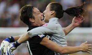 Abby Wambach, Hope Solo, America, Women's World Cup