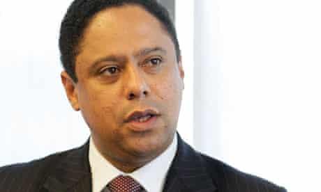 Brazilian Minister of Sport Orlando Silv