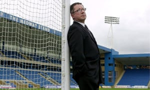 Paul Scally at gillingham