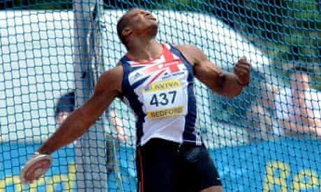 Britain's Lawrence Okoye