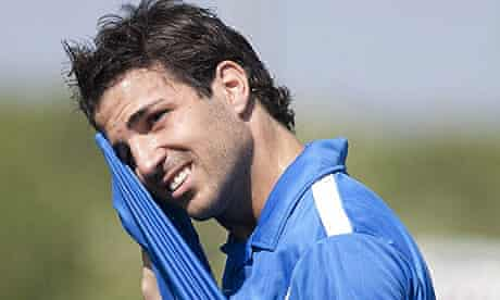 Cesc Fabregas expects to be allowed to return to Barcelona this summer
