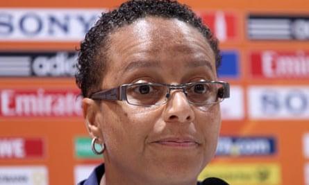 Hope Powell, England, Women's World Cup 2011