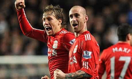 Liverpool FC Training Session