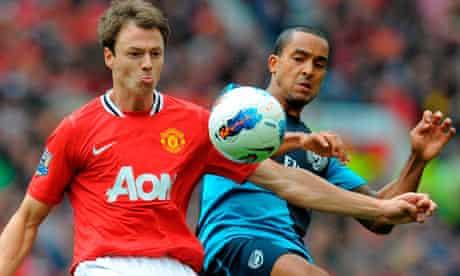 Jonny Evans, Manchester United